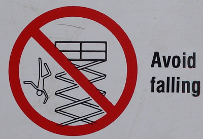 Avoid Falling